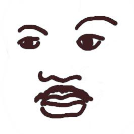 MLK Jr. Drawing inMemorandum